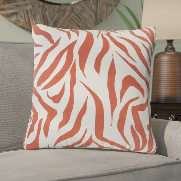 Mcgrady 100% Cotton Throw Pillow by Bloomsbury Market